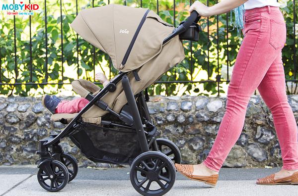 Top 5 xe đẩy du lịch cho bé cao cấp dùng được cho bé từ sơ sinh tầm giá 3 - 5 triệu
