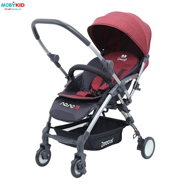 Top các mẫu xe đẩy em bé dành cho bé gái vừa dễ thương và vừa chắc chắn an toàn cho bé hiện nay