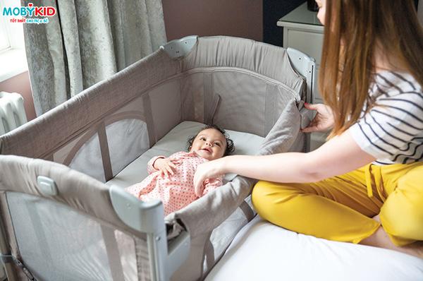Top các thương hiệu nôi cũi cho bé mang đến cho bé một khoang gian chơi lý tưởng và những giấc ngủ ngon mỗi ngày