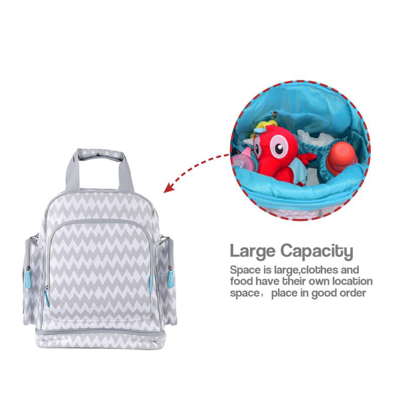 Túi đựng đồ cho mẹ và bé Konig Kids size nhỏ 0719-KK-002-201809