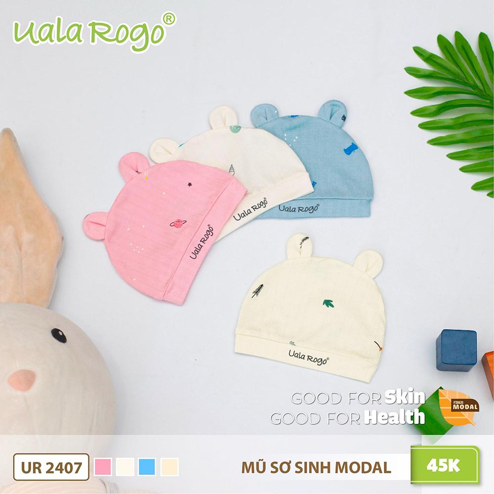 UR2407 - Mũ sơ sinh Modal Uala Rogo