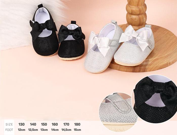 UR5418 - Giày tập đi cho bé Uala Rogo đế cao su non