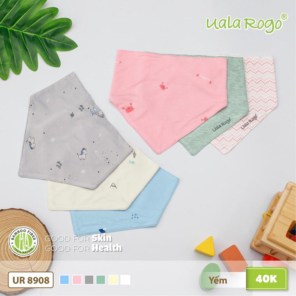 UR8908 - Yếm vải cho bé Uala Rogo