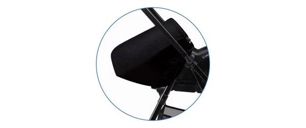 Xe đẩy Combi NEYO Plus - Màu Đen