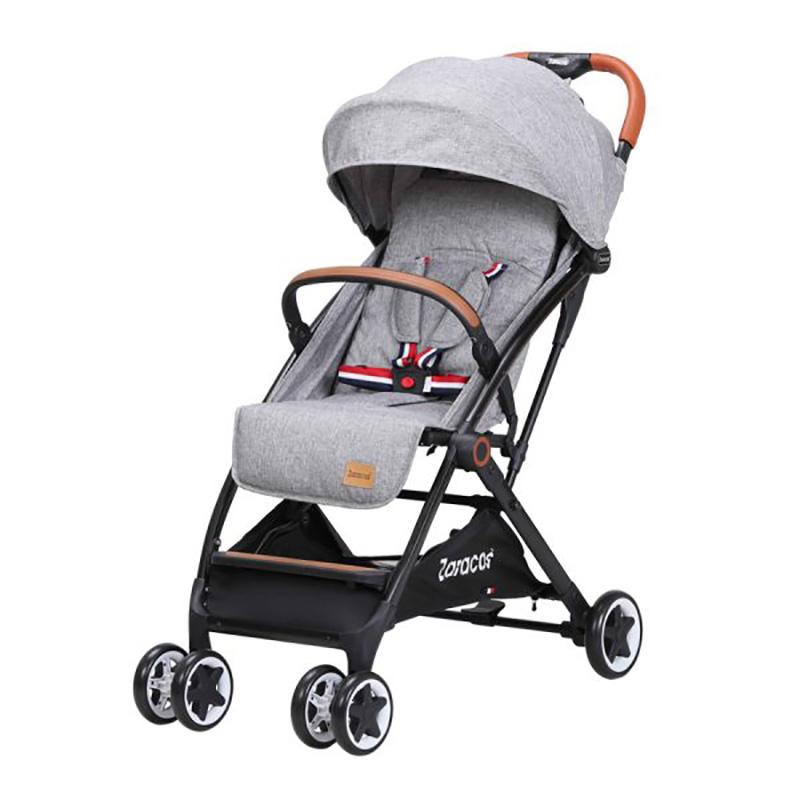 Xe đẩy cho bé Zaracos LOLA 2386 – Màu Xám