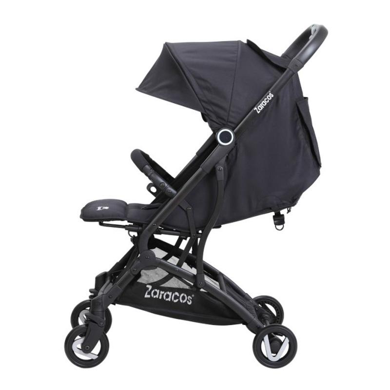 Xe đẩy cho bé Zaracos NORIO 9026 – Màu Đen