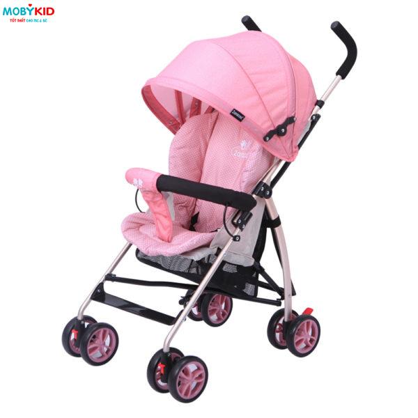 Xe đẩy em bé du lịch hiện nay có mấy loại? Nên mua loại nào gọn nhẹ và an toàn cho bé nhất