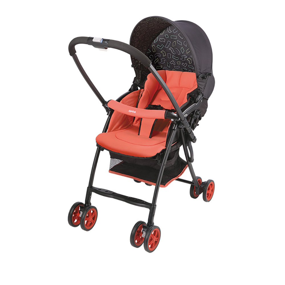 Xe đẩy trẻ em 2 chiều Aprica Karoon Rose (NEW)
