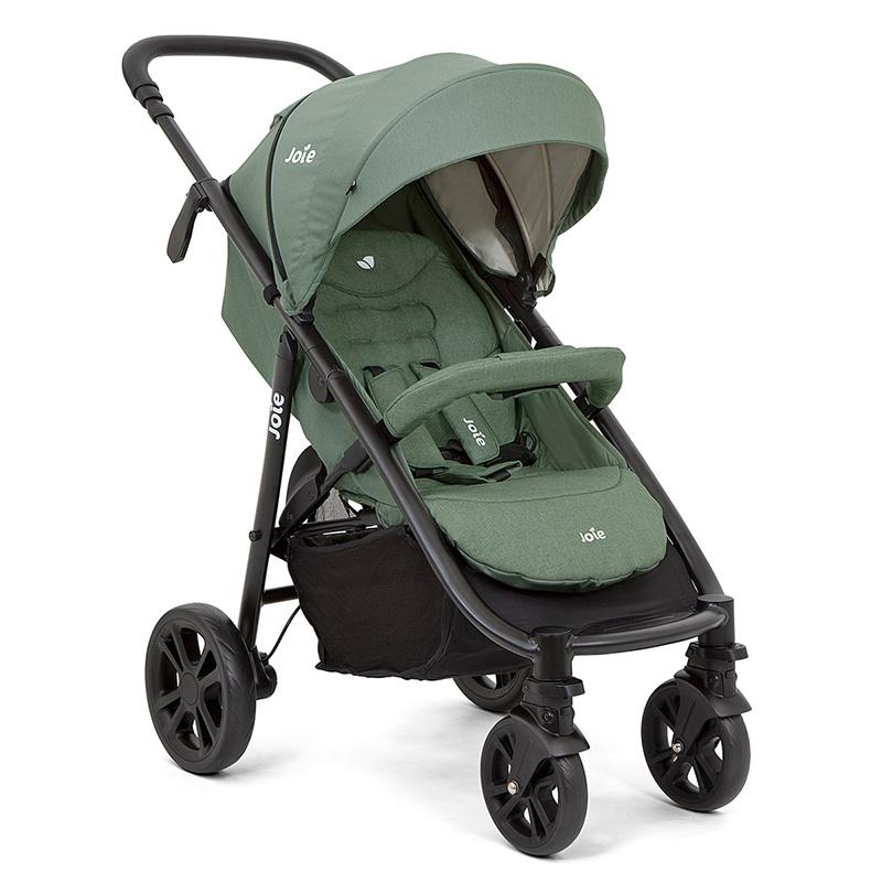 Xe đẩy trẻ em Joie Litetrax 4 DLX W/ RC Laurel