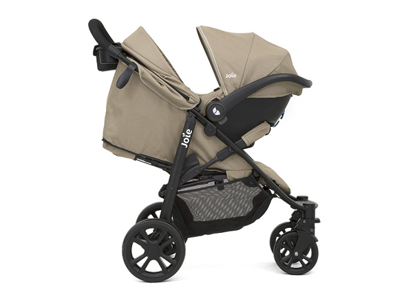 Xe đẩy trẻ em Joie Litetrax 4 W/RC Sandstone