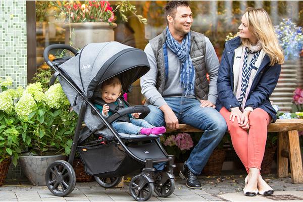 Xe đẩy trẻ em Joie Litetrax 4 W RC Twig