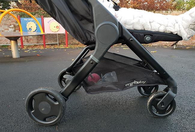 Xe đẩy Ergobaby Metro Compact City Stroller - Màu tím