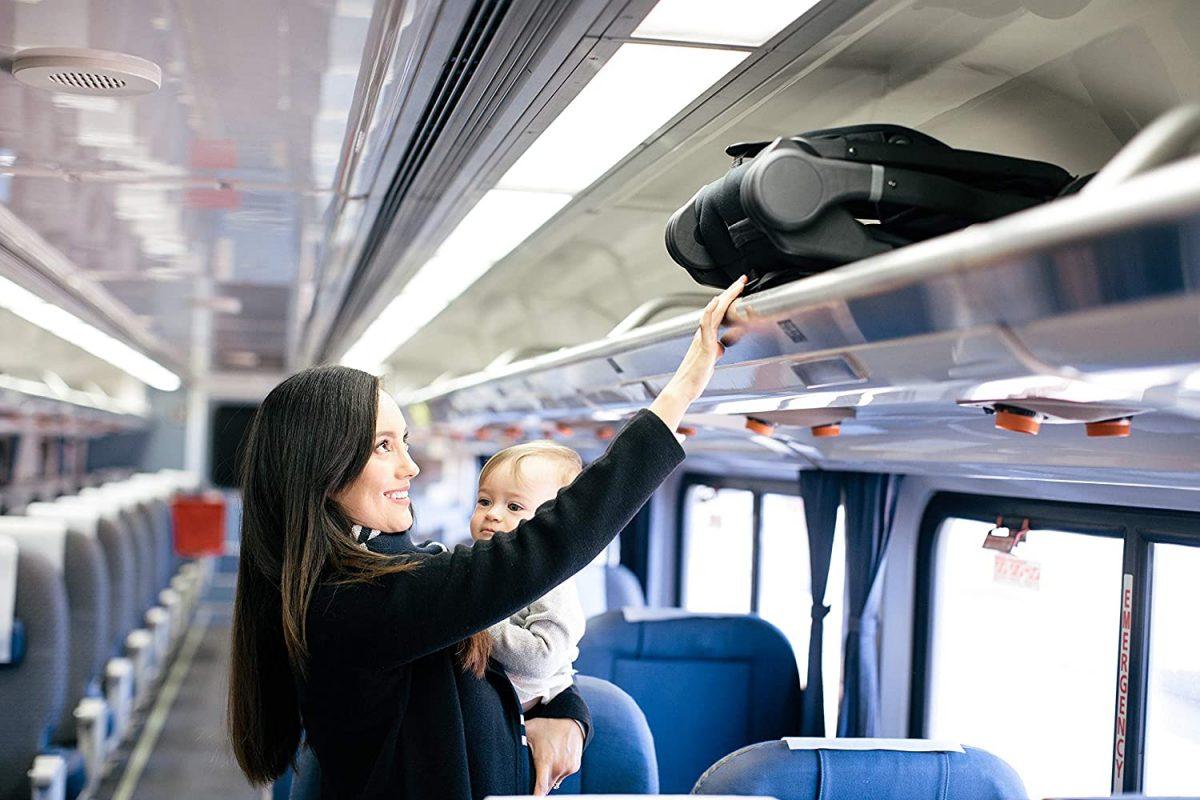 Xe đẩy Ergobaby Metro Compact City Stroller - Màu xám