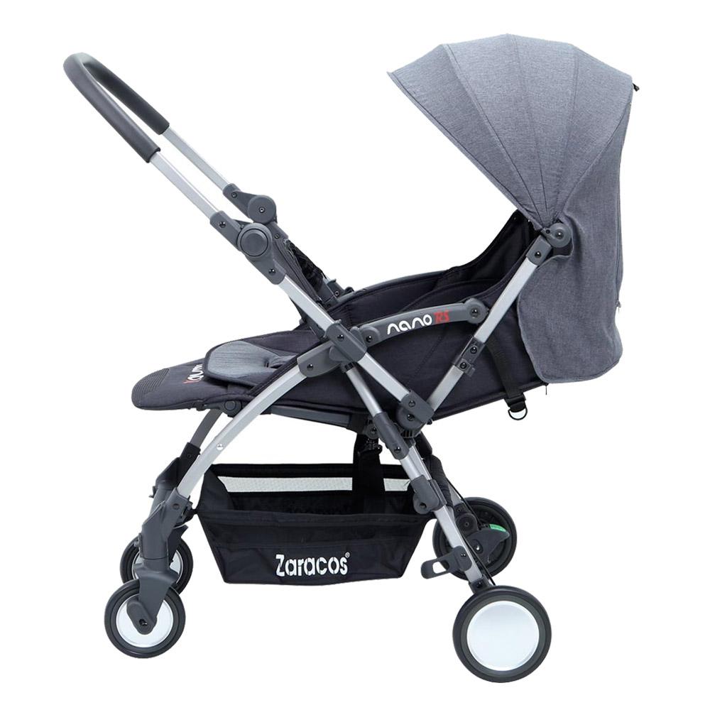 Xe đẩy cho bé Zaracos Nano RS 2986 – Grey
