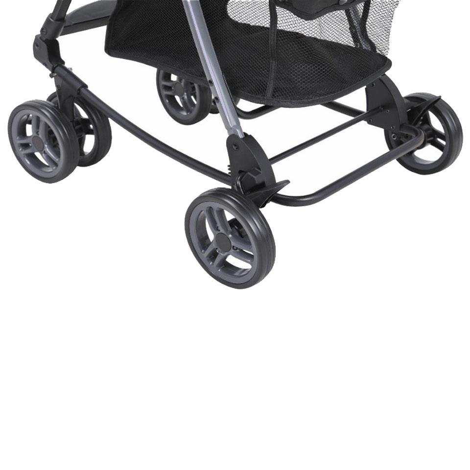 Xe đẩy em bé Zaracos Gobi 6016 Gray - Màu Xám