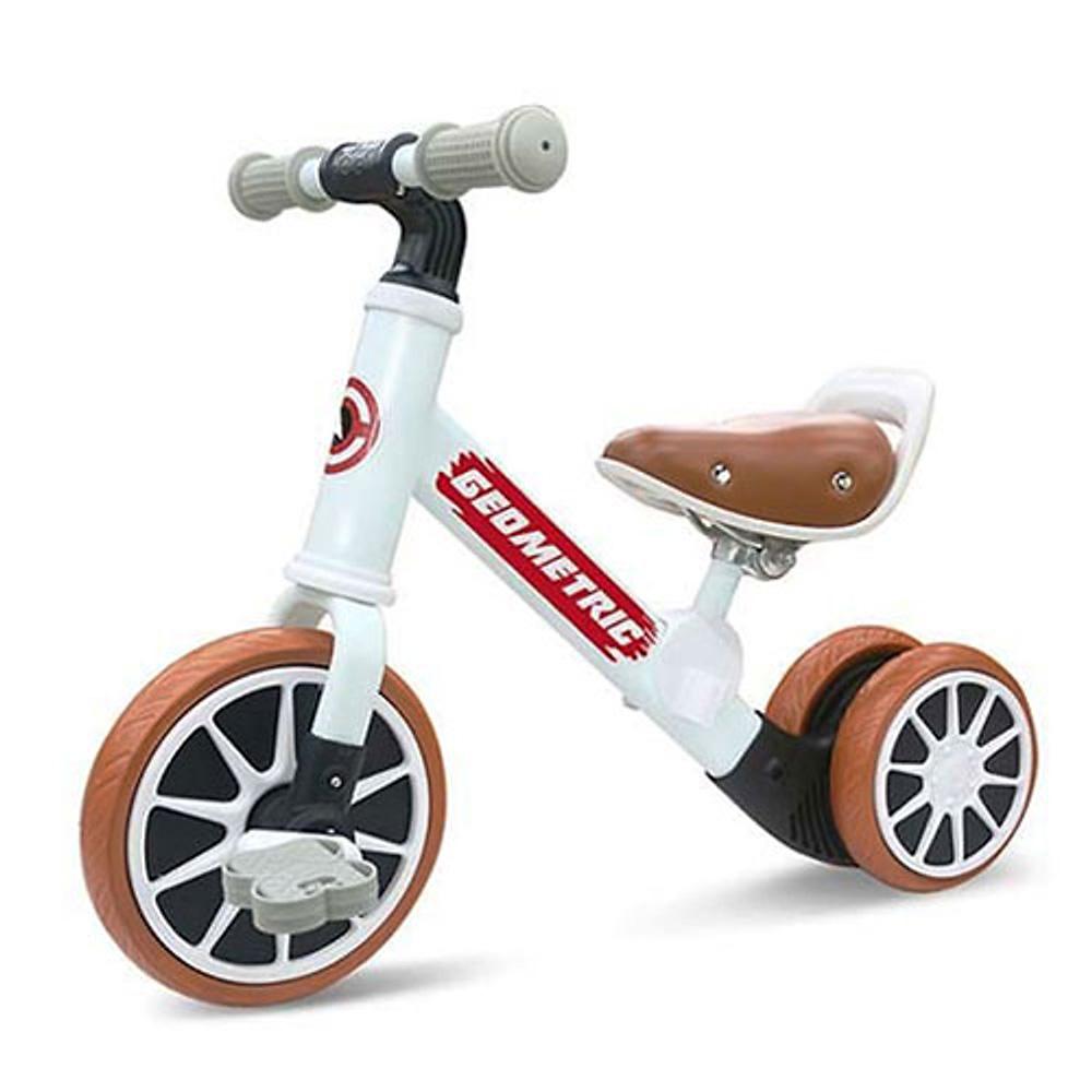 Xe chòi chân Umoo (Motion) có bàn đạp màu trắng