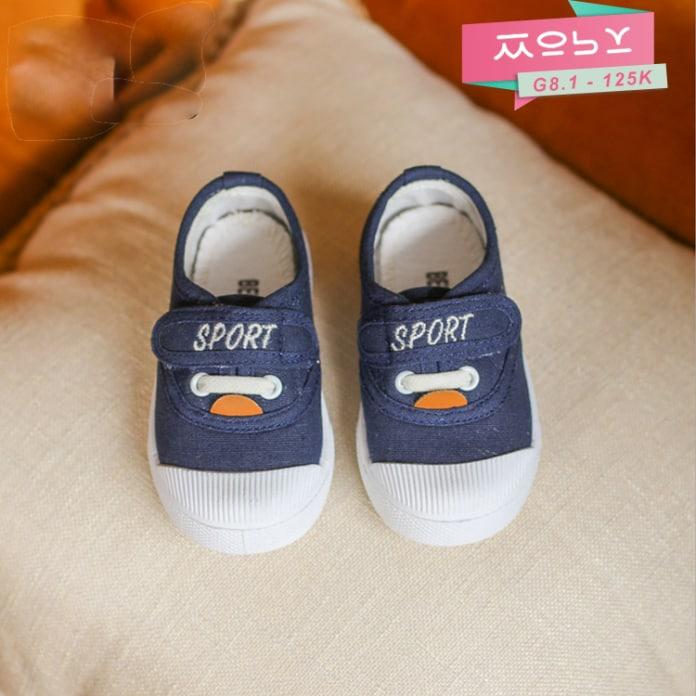 G8.1 - Giày cho bé - 125K